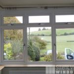 Silent, View, Windows, Chinnor, Oxfordshire, West, Wycombe, Buckinghamshire, uPVC, PVC, PVCu, Bay, Window, Composite Door, WHS, Halo, Rock, Double, Glazing, Anthracite, Grey, RAL7016