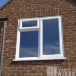 Silent, View, Windows, Chinnor, Oxfordshire, uPVC, PVC, PVCu, Window, WHS, Halo, Rustique, Double, Glazing, White