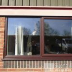 Silent, View, Windows, Chinnor, Oxfordshire, uPVc, PVc, PVCu, WHS, Halo, Rustique, Double, Glazing, Rosewood